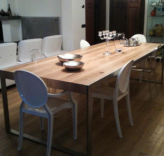 Personalizzazione in legno a Carrara