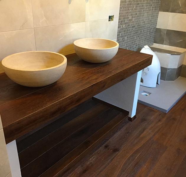 Realizzazioni in legno a Carrara