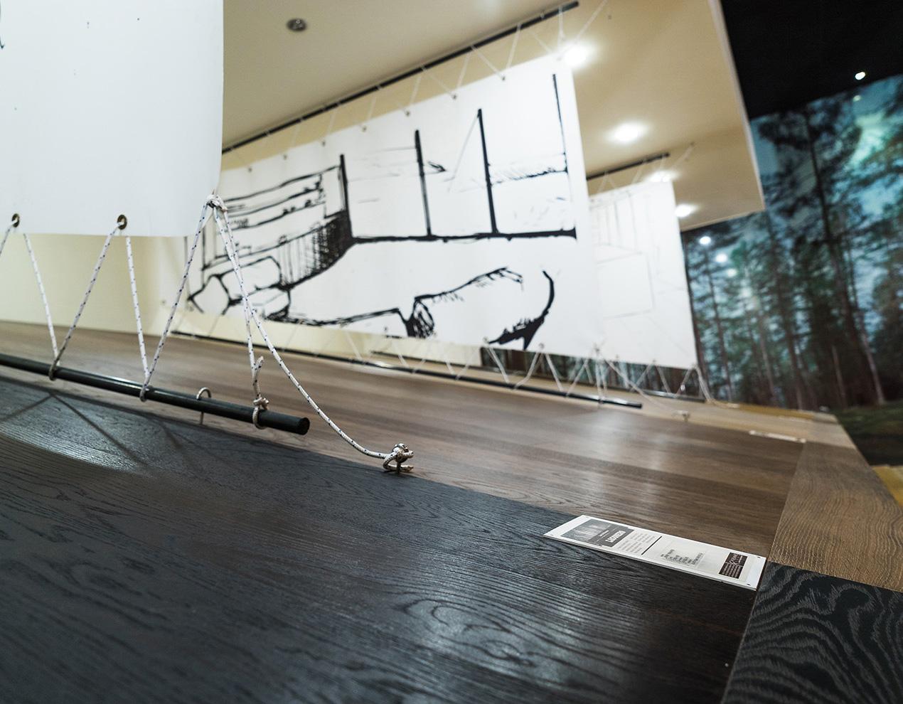 Showroom Parquet a Carrara